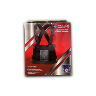 Health Medics Industrial Belt with Removable Suspenders