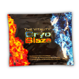 The Vitality Cryo Blaze Reusable Hot/Cold Compress